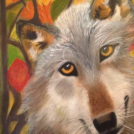 Renee Michelle Wenker - Autumn Wolf