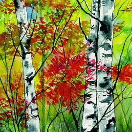 Brenda Owen - Autumn Woodland