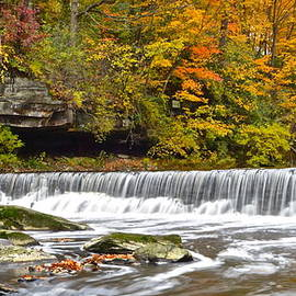 Frozen in Time Fine Art Photography - Autumnal Panorama