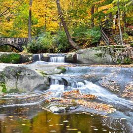 Frozen in Time Fine Art Photography - Autumnal Wonderland
