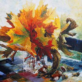 Barbara Pommerenke - Autumn