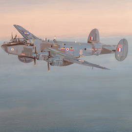 Ted Denyer - Avro Shackleton Mk.2