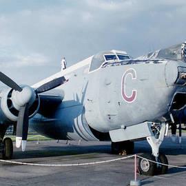 Ted Denyer - Avro Shackleton Mk3