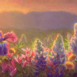 Karen Whitworth - Awakening - Mt Susitna Spring - Sleeping Lady