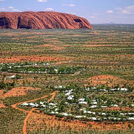 Kim Andelkovic - Ayers Rock - Uluru