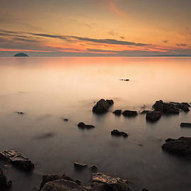 Grant Glendinning - Ayrshire Coast Sunset