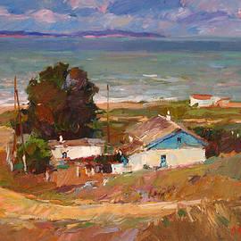 Alexander  Kriushin - Azov coast