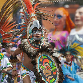 Craig Lovell - Aztec Dancers - Independence Day Mexico