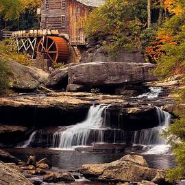Jerry Fornarotto - Babcock Grist Mill and Falls