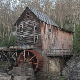 Dwight Cook - Babcock watermill