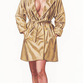 Dick Bobnick - Babe In Trenchcoat