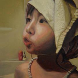 Thu Nguyen - Baby bath mama