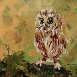 Violeta Oprea - Baby Owl