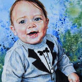 Hanne Lore Koehler - Baby Portrait