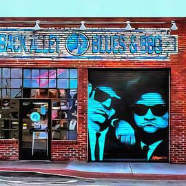 Nicholas Romano - Back Alley Blues and BBQ