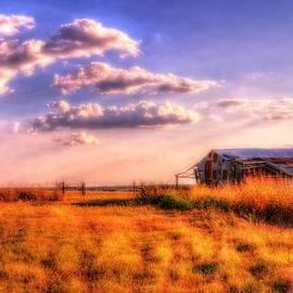 Carolyn Pettijohn - Back Road Barn - Oklahoma