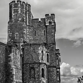 Denise Dube - Back Side of Windsor Castle