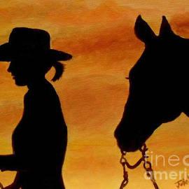 Julie Brugh Riffey - Back to the Barn