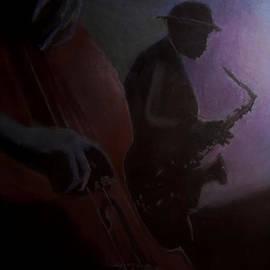 D Rogale - Backroom Blues