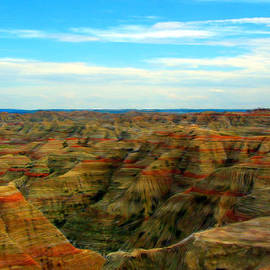 Bruce Nutting - Badlands South Dakota
