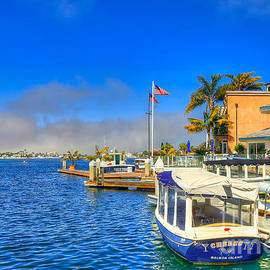Jim Carrell - Balboa Island - North