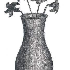 Mark Teeter - Ball Point Flowers