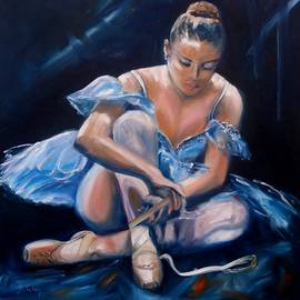 Donna Tuten - Ballerina II