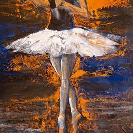 Jani Freimann - Ballerina En Pointe