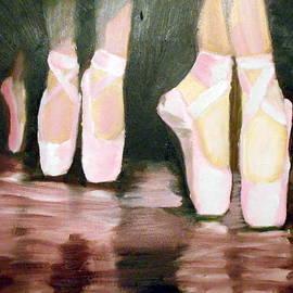 AJ Devlin - Ballerina series