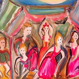 Judith Desrosiers - Ballet Gazebo