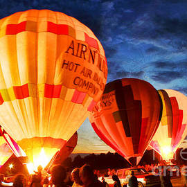 Darren Fisher - Balloon Glow