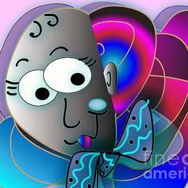 Iris Gelbart - Balloon Man