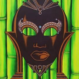 Joseph Sonday - Bamboo Mask