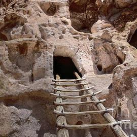 Lynn Sprowl - Bandelier Cave Dwelling