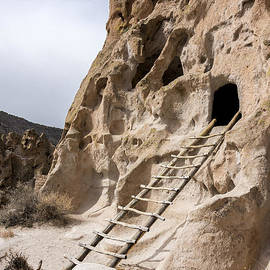 Brian Harig - Bandelier Caveate - Bandelier National Monument New Mexico
