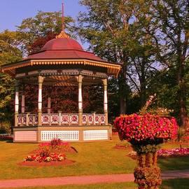 John Malone - Bandstand in Halifax Public Gardens