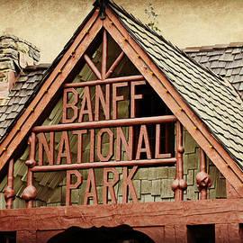 Stephen Stookey - Banff Park Entrance