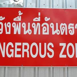 Gregory Smith - Bangkok Dangerous Zone