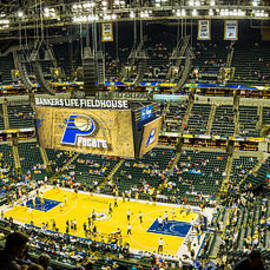 Bankers Life Fieldhouse - Home of the Indiana Pacers