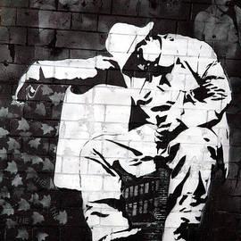 Luke Lansdale - Banksy -Tramp