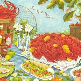 Joyce Hensley - Banquet on the Bayou