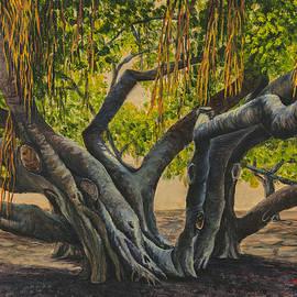 Darice Machel McGuire - Banyan Tree Maui