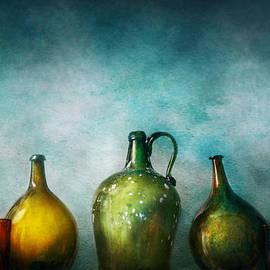 Bar - Bottles - Green bottles