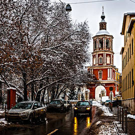 Alexander Senin - Barashevsky Lane