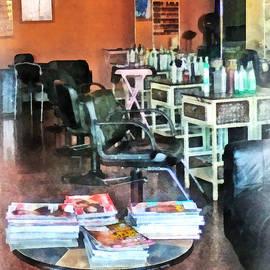 Susan Savad - Barber - Hair Salon
