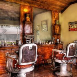 Mike Savad - Barber - The Barber Shop II