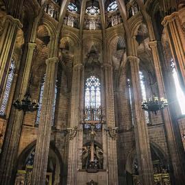 Joan Carroll - Barcelona Cathedral Interior