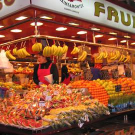 Jay Milo - Barcelona Food Court