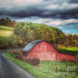 Kerri Farley - Barn Along The Crooked Road