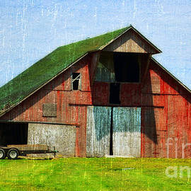 Luther   Fine Art - Barn - Central Illinois - Luther Fine Art